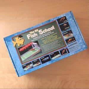 The R2 Fish School